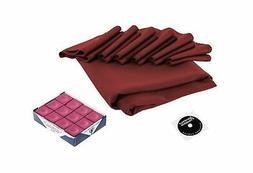simonis 860 pool table cloth set 8