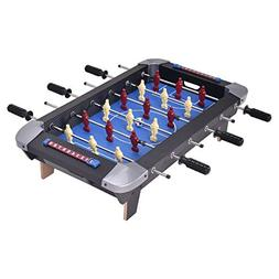 """28"""" Soccer Football Game Table Indoor Competitive Mini Table"""