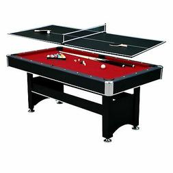 "Brand New Hathaway Spartan 6' Pool Table, 72"" L x 38"" W x 31"