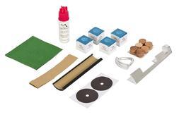 EastPoint Sports Deluxe Billiard Table & Cue Repair Kit - 1-