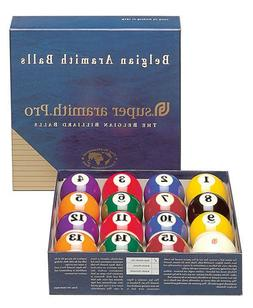 Aramith Super Pro Billiard Pool Table Ball Set  NIB