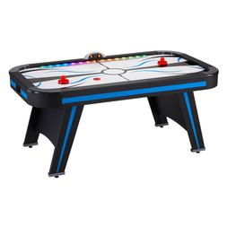 Fat Cat SUPERNOVA Table Air Hockey Game with LED Lighting