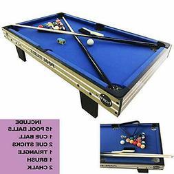 Tabletop Billiards&Pool Games Set, Haxton Billiards Game