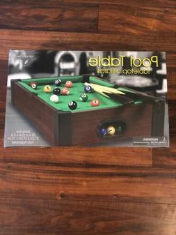 Westminster Tabletop Billiards Pool Table Fully Assembled
