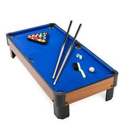 Tabletop Pool Game Set for Kids