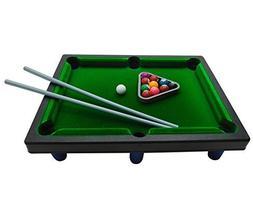 Mozlly Tabletop Pool Table Billiard Game Kids Sports - Sport