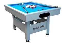 the orlando outdoor bumper pool table in