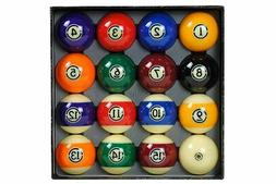 Aramith 57.2mm Tournament Billard Pool Ball Set/16 Balls