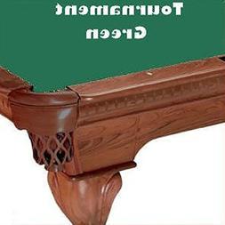 7' Tournament Green ProLine Classic 303 Teflon Billiard Pool