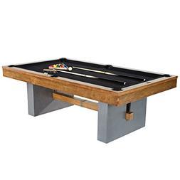 Barrington Urban Professional Billiard Pool Table, Full Set