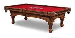 Washington Capitals 8' Logo Pool Table